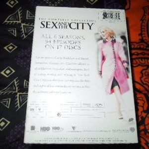 Sex And The City Complete 6 Seasons